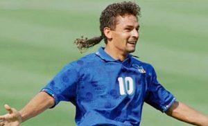 I grandi campioni del calcio: Roberto Baggio